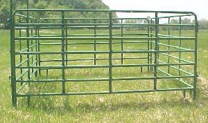 cattle horse livestock portable panels