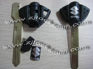 suzuki motorcycle key