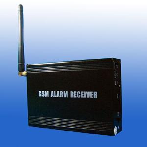 gsm alarm receiver module monitoring