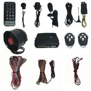 gsm car alarm system vehicle security