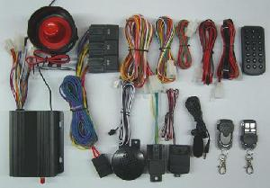gsm vehicle alarm system car security