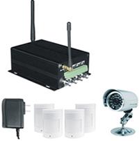 mms alarm system camera