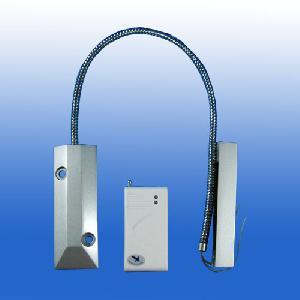 wireless scroll door window magnetic windows