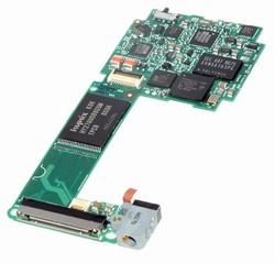 apple ipod nano g1 logic board 4gb