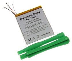 ipod 1th touch battery