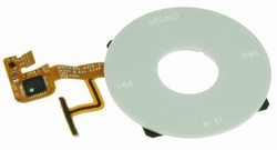 ipod video click wheel flex cable