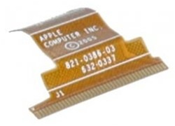 ipod video hard drive connector flex ribbon cable