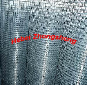 dip galvanized weld mesh rolls