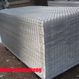galvanized welded mesh panel fencing animal enclosure