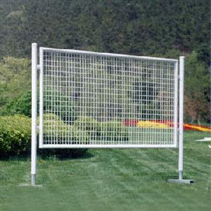 Plastic Coated Mesh Fencing Garden Pool Fence