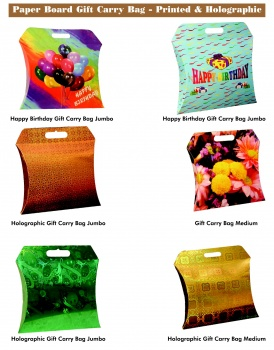 paper board carry bags occasions