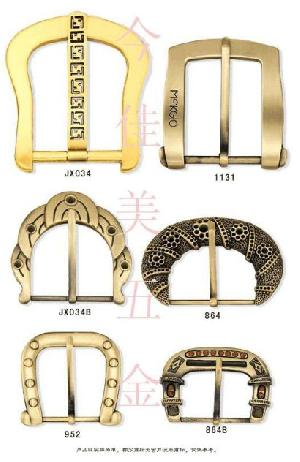 pin buckle belt