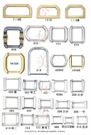 square ring metal