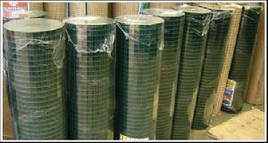 pvc coated galvanized welded mesh