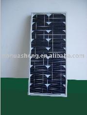 mono solar panel 30w