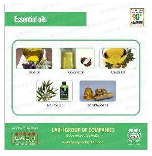 essential oils labh