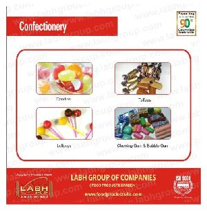 labh confectionery