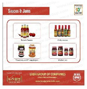 labh sauces jams
