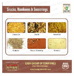 labh seasonings snacks namkeens