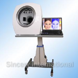 aesthetic facial scanner system