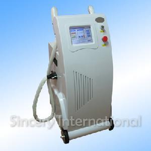 ipl laser hair removal skin rejuvenation system