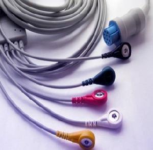 datex ll 22305 p 5 snap leadwires