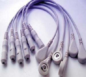 enfant electrode adapter ge schiller hp