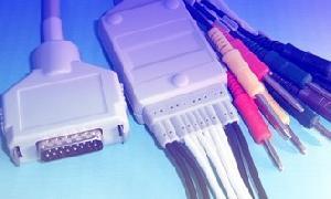 fukuda ekg 10 ecg cable leadwires fcp7411 7402 2111