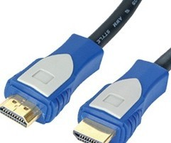 hdmi 19pin male gold plated 24awg