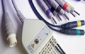 nec ecg cable 10 leadwires ronseda electronics