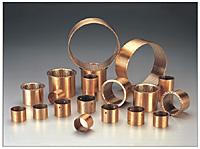 wrapped bronze bushings bearing