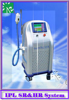 ipl hair removal skin rejuvenation system