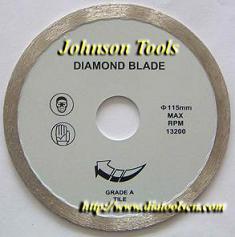 sintered rim blade