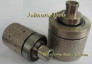 vacuum brazed diamond milling bits