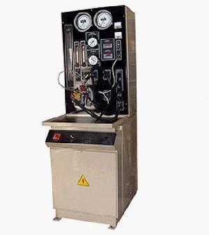 diesel fuel pump stand