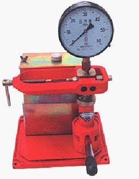 fuel nozzle calibrator