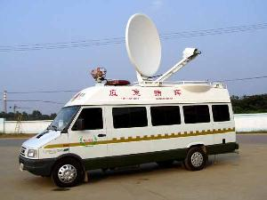 hgh 4 5m satellite antenna