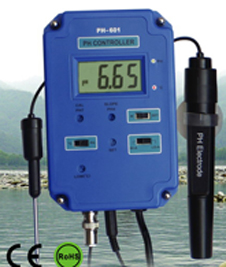 kl 601 digital ph temperature controller