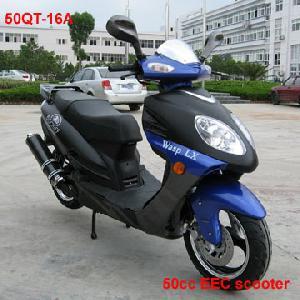 eec epa dot scooters