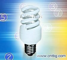 mini spiral energy saving lamp light bulb cfl