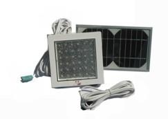 solenergi indendørs lys home belysning med led lampe