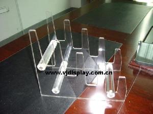 5 tier knife display rack