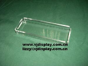 serving tray acrylic