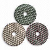 dry flexible polishing pad dp2