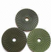 wet flexible polishing pad wp2