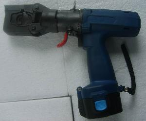 rechargeable hydraulic crimper
