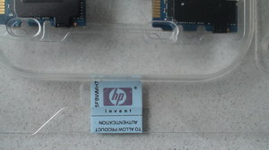hp server memory 500660 b21 4gb 4rx8 pc3 8500r 7 lp kit