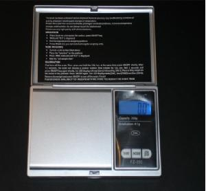 electronic pocket scale stainless steel 350g 0 1g 500g 01g 4 aaa alkaline batteries