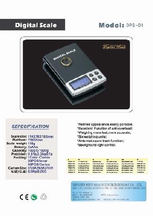mini jewelry scale digital pocket 500g 0 01g 2 aaa batteries