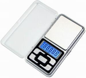 mini phone scale digital pocket graduation 300g 0 01g